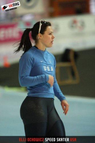 Олимпийские красавицы 2010