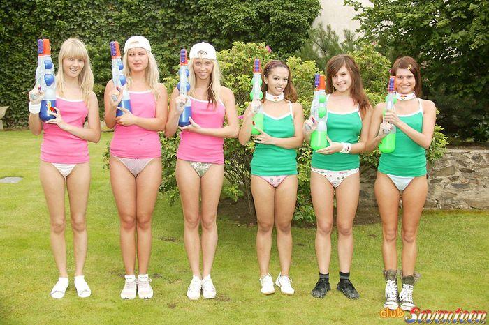 Спортсменки показывают голые ракурсы (14 фото)