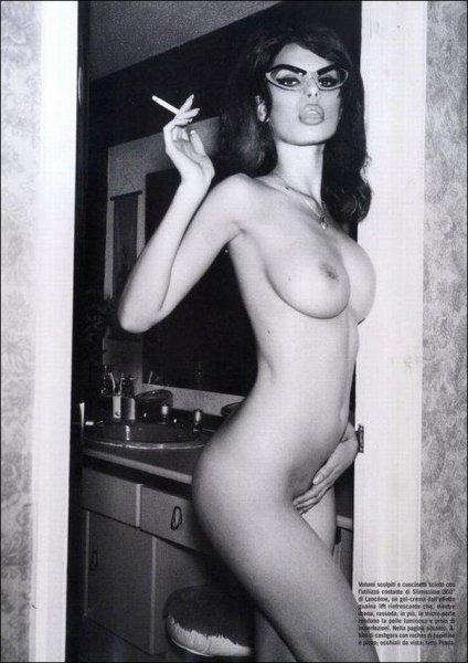 Ретро фотографии эротики (41 фото)