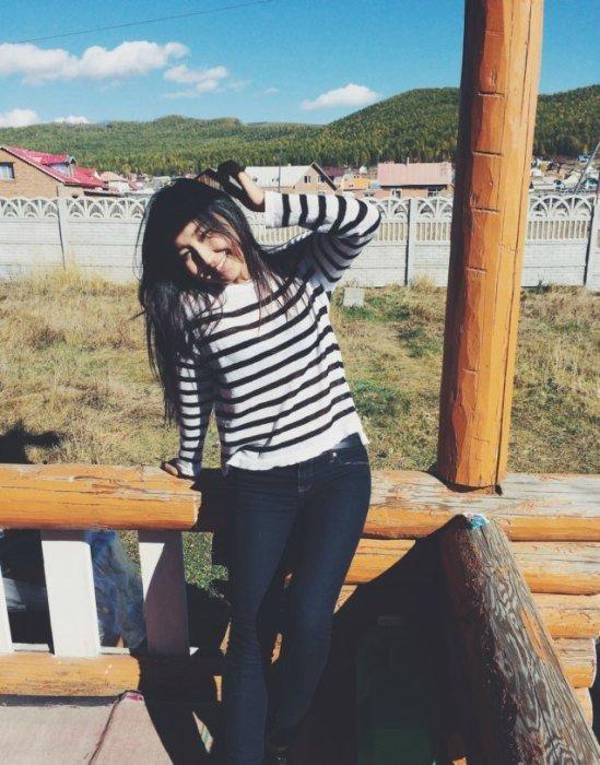 Девушки из Монголии (45 фото)