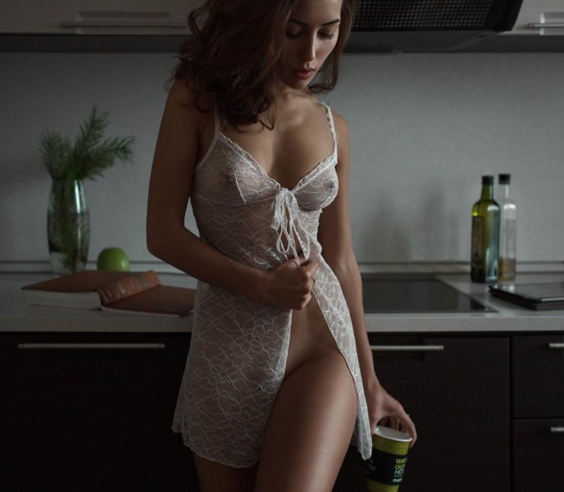 Девушки в эротичном белье (40 Фото)